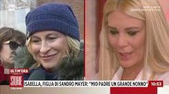 Sandro Mayer, il ricordo della figlia Isabella - Storie italiane 03/12/2018