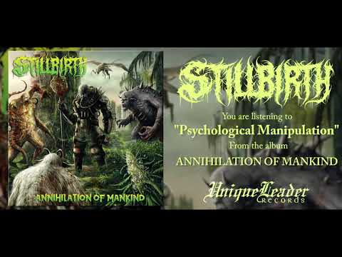 Stillbirth - Annihilation of Mankind (FULL ALBUM HD AUDIO)