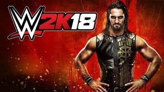 WWE 2K18 || Keyboard control || Gameplay