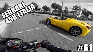 Der Tag an dem der Ferrari verlor ...