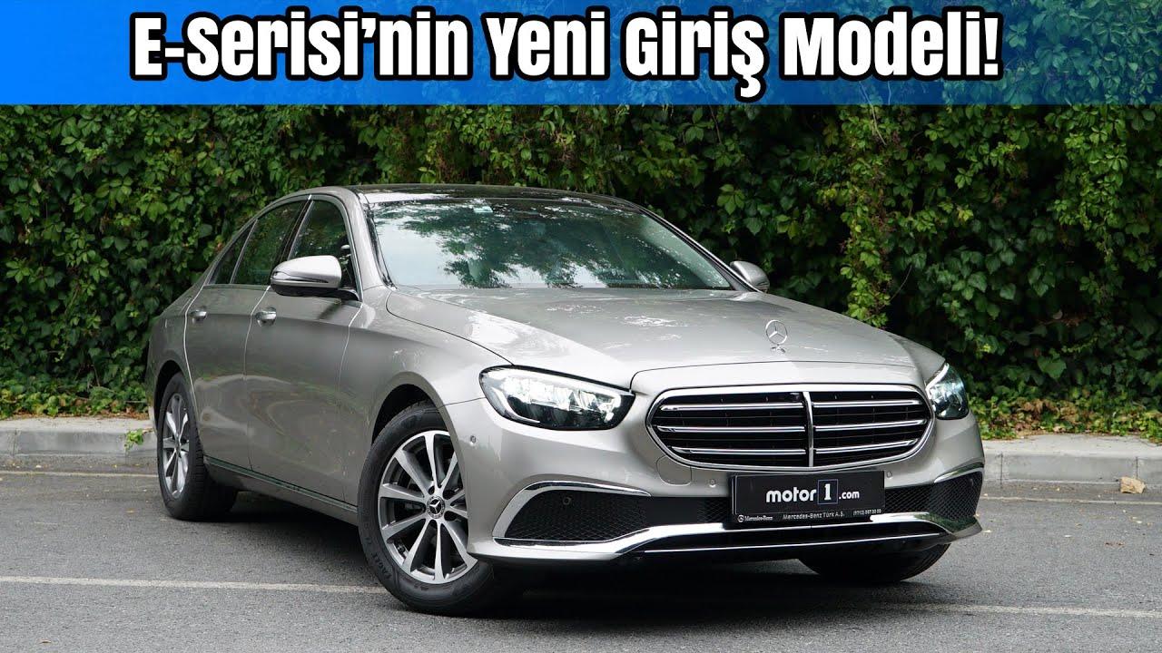 Download Makyajlı Mercedes-Benz E200d | 1 Depo İle 1000 Km! | Neden Almalı?