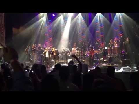Latin Unity Concert at the Olympia Theater  featuring Tectonic Audio Labs Speakers