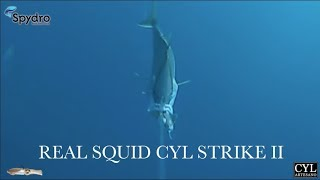 REAL SQUID CYL ARTESANO STRIKE II