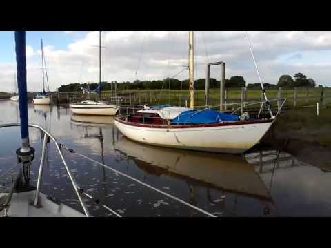 Wainfleet Yacht Haven - Gibraltar Point - Lincolnshire