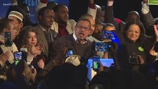 Rep. Keith Ellison elected as Minnesota attorney general