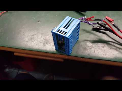 Marine Electronic MTU 183 ECS boards repair