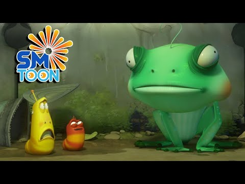 LARVA CARTOON FUNNY - FROG ( Season 01) | Larva ...