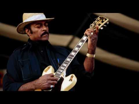 Jimmy Dawkins ~ Tribute ( Modern Electric Chicago Blues )