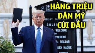 TIN HOA KỲ: Bài Phát biểu CHẤN ĐỘNG của TT Donald Trump khiến hàng triệu người dân Mỹ phải cúi đầu