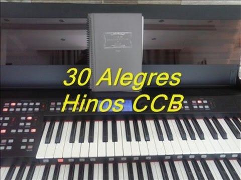 os hinos novos da ccb tocados