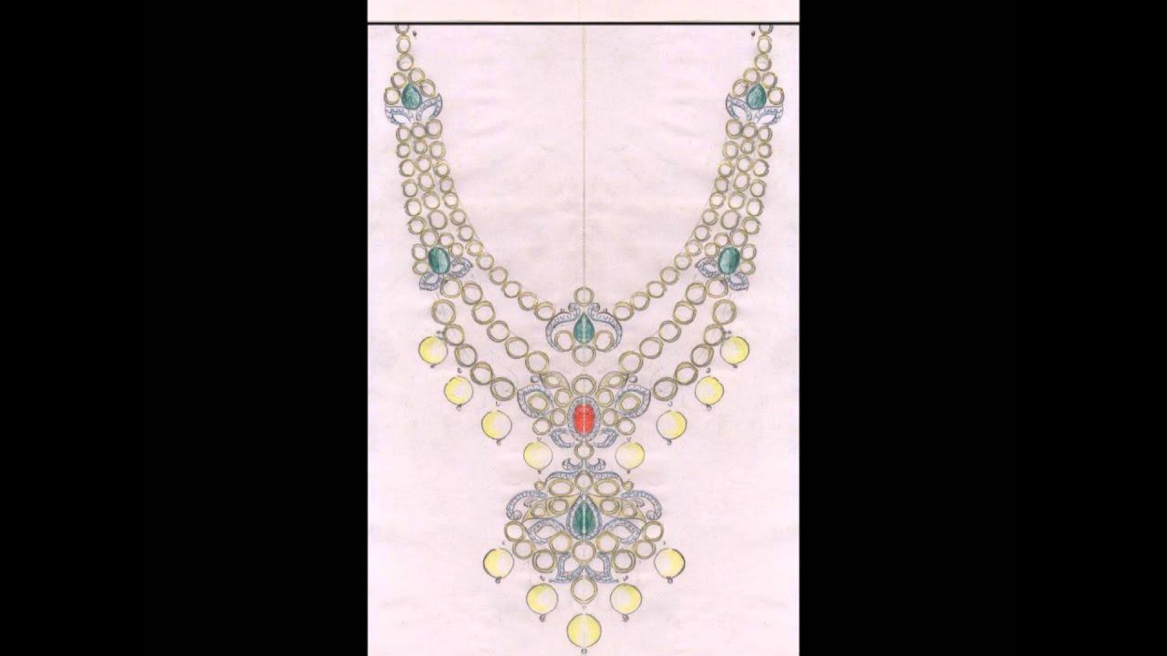 Bapan Mukherjee Jewellery Designer - YouTube