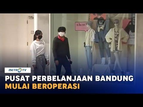 Pusat Perbelanajaan di Bandung Mulai Beroperasi