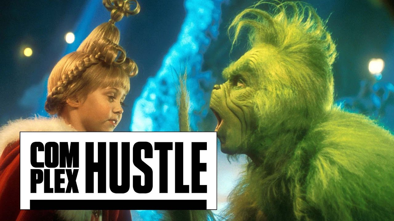 The 5 Highest-Grossing Christmas Films of All-Time - YouTube