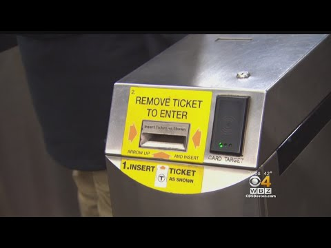 MBTA Approves New Electronic Fare System