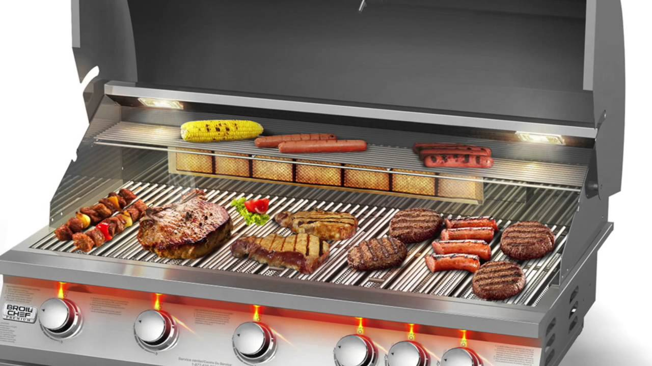 Broilchef Paramount Lifetime Grill Broilchef Buy From Builddirect