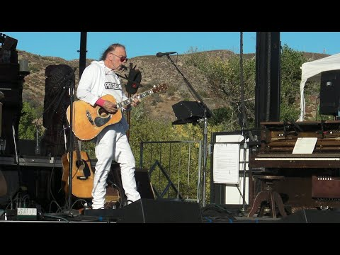 Neil Young - Bridge School and Painted Turtle Benefit - FULL SHOW 09-14-19