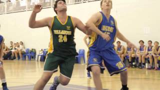 Marist College Ashgrove First Basketball 2013 - PreSeason