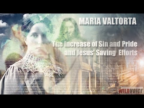 A Message from Jesus Christ to Maria Valtorta ~ HD