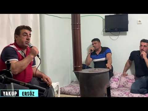 Aynkefli - Arİf Çoban \u0026 Hasan Çoban Kardeşler Arapça Düet - Bağlamacı Derviş Tufan