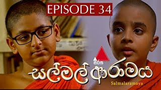 සල් මල් ආරාමය | Sal Mal Aramaya | Episode 34 | Sirasa TV Thumbnail