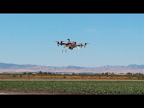 UCCE, schools show off latest in drone research