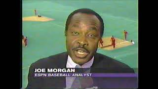 Baseball Tonight: ESPN June 2nd, 1996