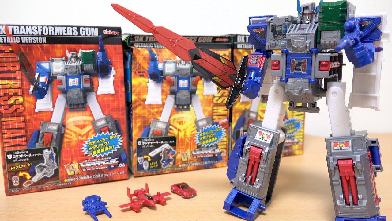 DX Transformers Fortress Maximus Metallic Version Making ...