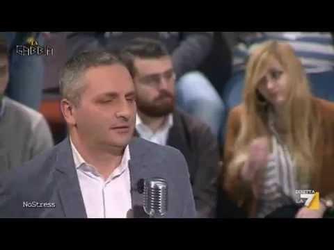 """Martinelli vs Mughini: """"Fai meno il buffone !!!"""""""