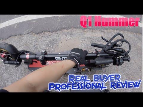 【Qiewa】Q1 Hummer Buyer Review