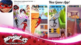 Download Miraculous mobile game now!!