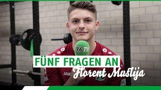 Spieler-Porträt 2018/19 | Florent Muslija