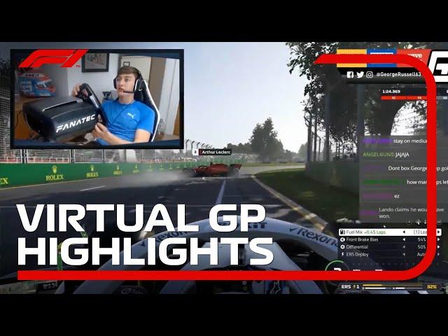 Resume F1 Esports Virtual Grand Prix Video Sport Business Mag
