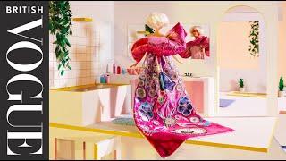 10 Female Creatives Reimagine Barbie For 2020 | British Vogue & Barbie