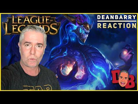 Aurelion Sol: The Star Forger Returns - New Champion Teaser - League of Legends REACTION thumbnail