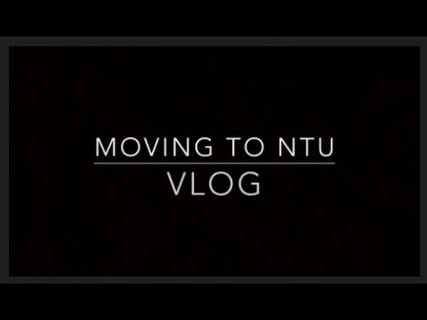 VLOG | Moving to NTU