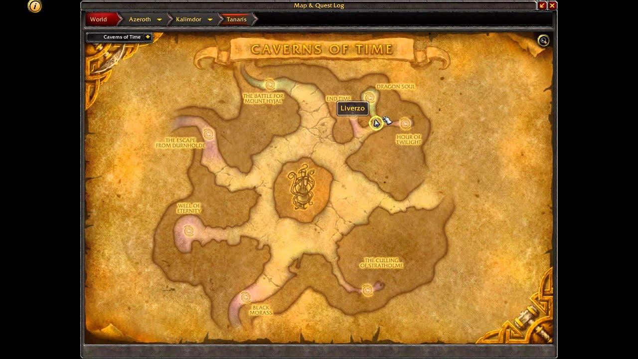Dragon Soul Raid Location