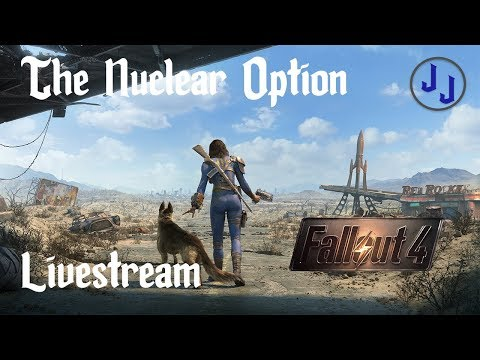 Fallout 4 [PC 150+ Mods, Very Hard] | The Nuclear Option! by Journeyman John