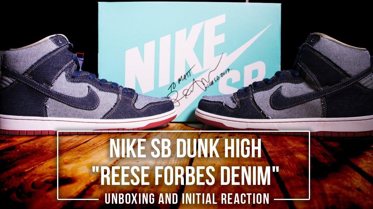 best website 1409f b5573 Nike SB Dunk High