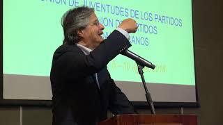 Guillermo Lasso - Mi mensaje a los jóvenes que quieren participar en política