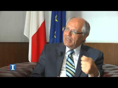 Edward Scicluna Interview