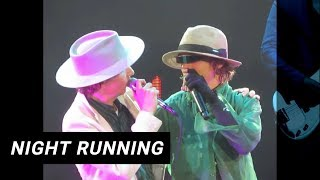 Cage The Elephant, Beck – Night Running Live