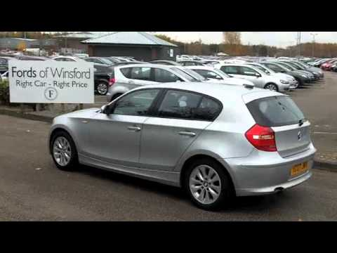 bmw 1 series hatchback 2007 116i es 5dr yc07jmv youtube. Black Bedroom Furniture Sets. Home Design Ideas