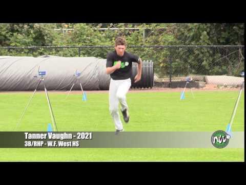 Tanner Vaughn - PEC - 60 - W.F. West HS (WA) - June 28, 2017