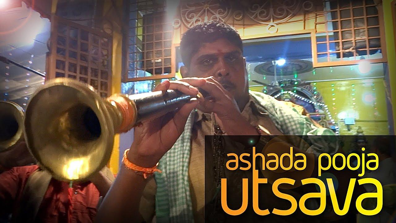 Ashada Pooja Utsava PART 5 | Yellamma Devi tamte | Sri Padavettamman Temple  | Shivajinagar