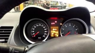 Mitsubishi Lancer Service Reset oil change
