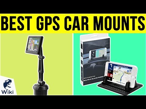 10 Best GPS Car Mounts 2019