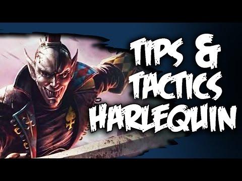 Tips & Tactics - Harlequin