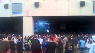 Megadeth live mayhem fest 2011 camden nj