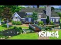 The Sims 4 - StoryBrook Mannor (House Build)