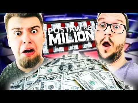 WYGRALIŚMY MILION?! (Postaw Naaa Miliony)